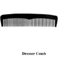dresser-comb